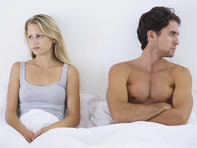 """I love my boyfriend, but we have terrible sex"""