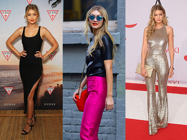 16 times Gigi Hadid totally out-babed us all