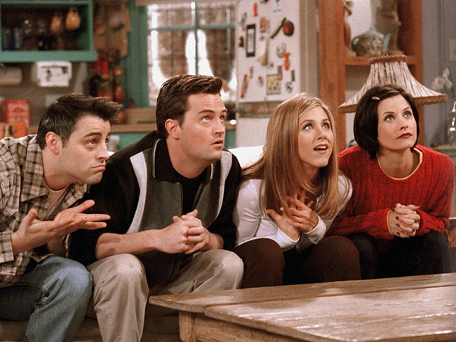 STOP EVERYTHING: A Central Perk café is coming to Sydney
