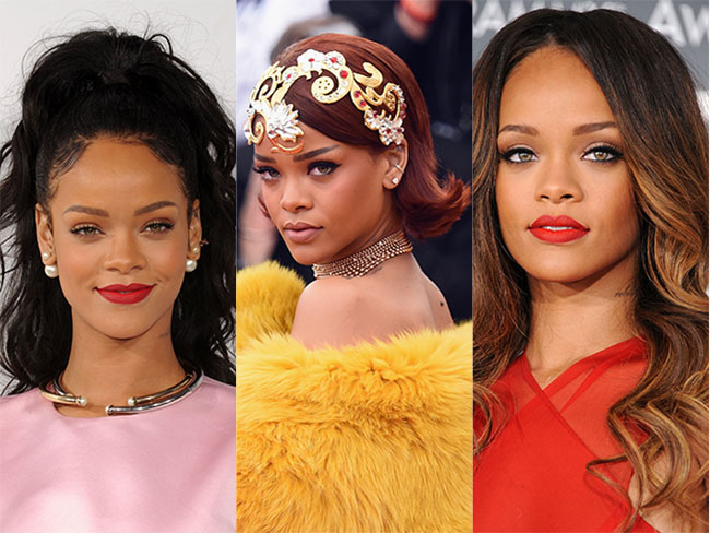 10 times Rihanna nailed it in the beauty department