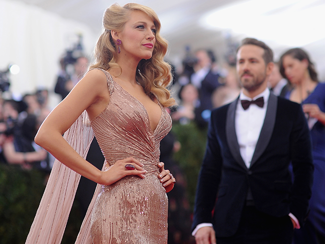 13 times Blake Lively SLAYED the red carpet
