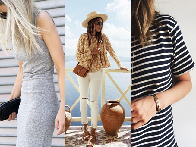 16 wardrobe basics to get you through summer