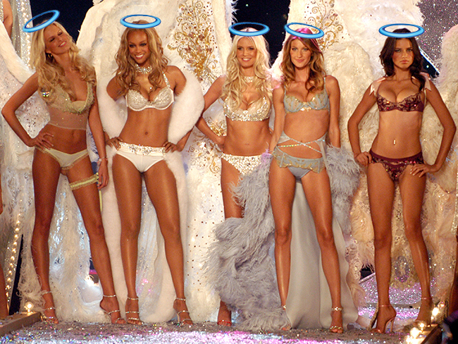 6 celebrities you never knew were Victoria's Secret Angels