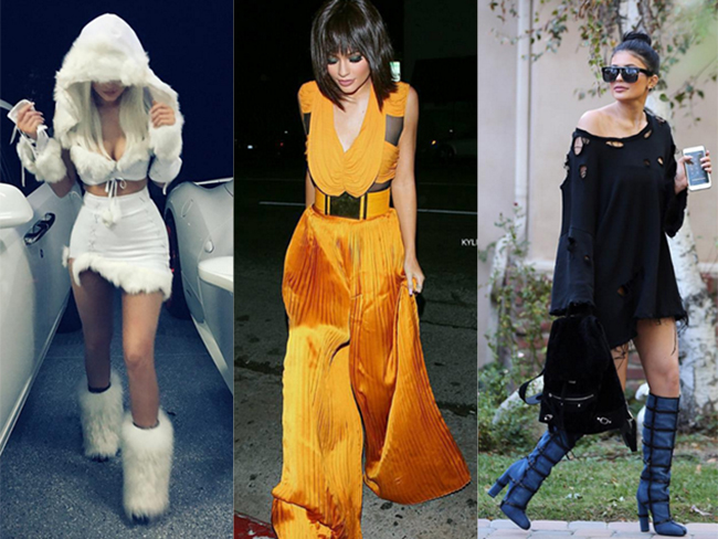 18 outfits only Kylie Jenner can pull off
