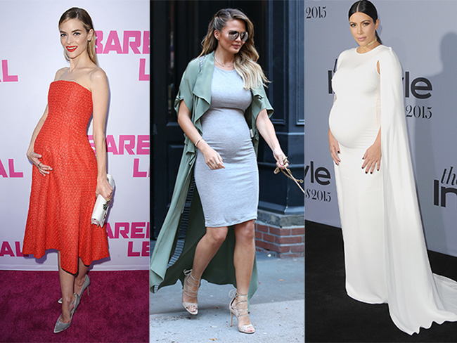 Stylish celebrity Mums-to-be