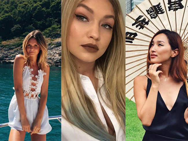 Live vicariously through these fashion insiders on Snapchat