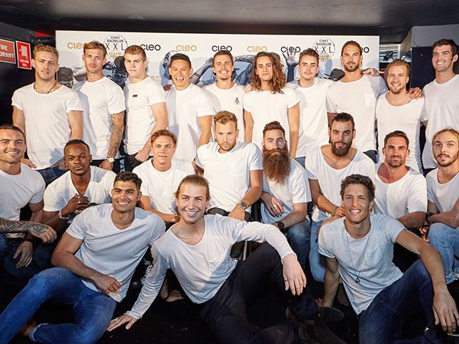 Have a look inside the CLEO Bachelor of the Year 2015 party!