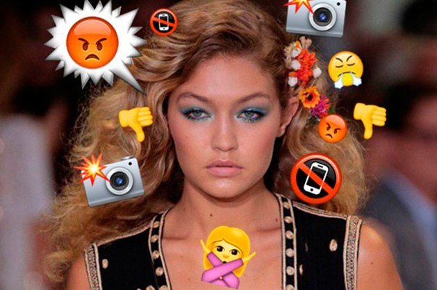 Gigi Hadid has been blackmailed by hackers