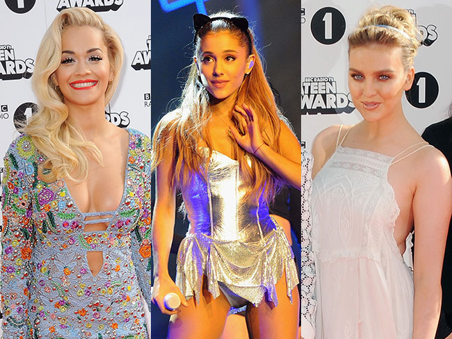 Radio 1 Teen Awards beauty wins