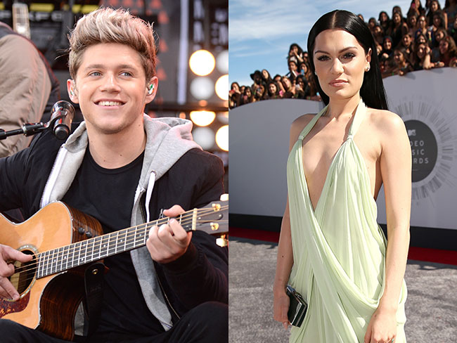 Niall Horan proposed to Jessie J?!