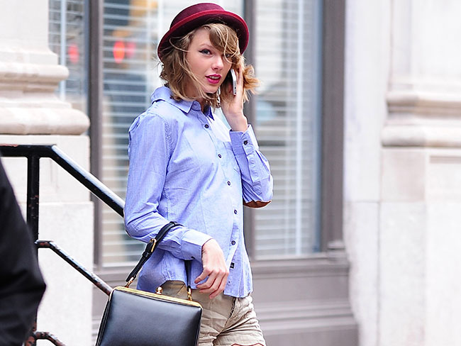 Taylor Swift has a New York job!