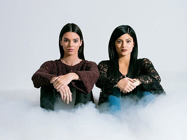 Kylie and Kendall Jenner reveal PacSun collection