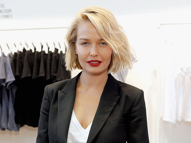 Lara Bingle's confidence boosters