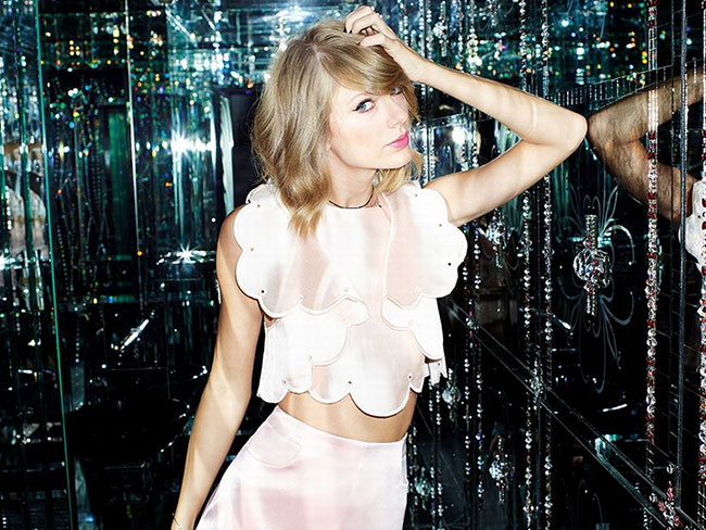 Taylor Swift's over fake friends