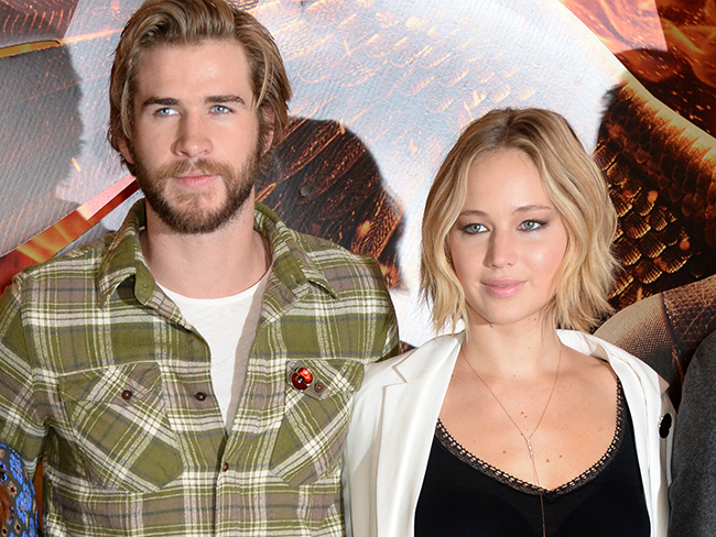 Jennifer Lawrence raves about Liam Hemsworth