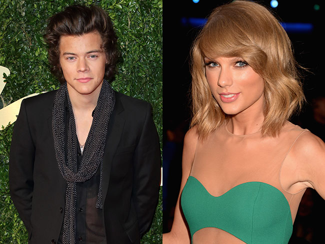 Harry Styles and Taylor Swift have been secretly texting for three months?!