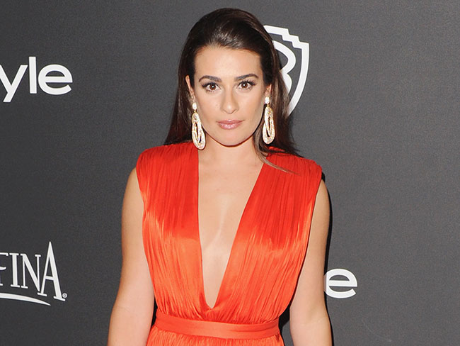 "Why ""Let It Go"" made Lea Michele throw up"