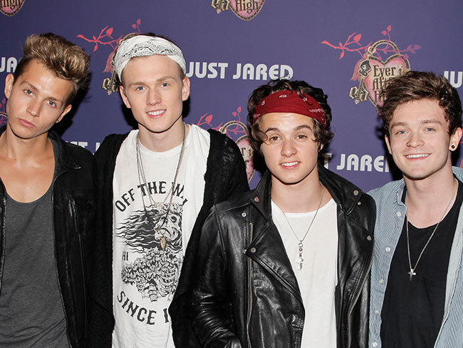 DOLLY chats to The Vamps!