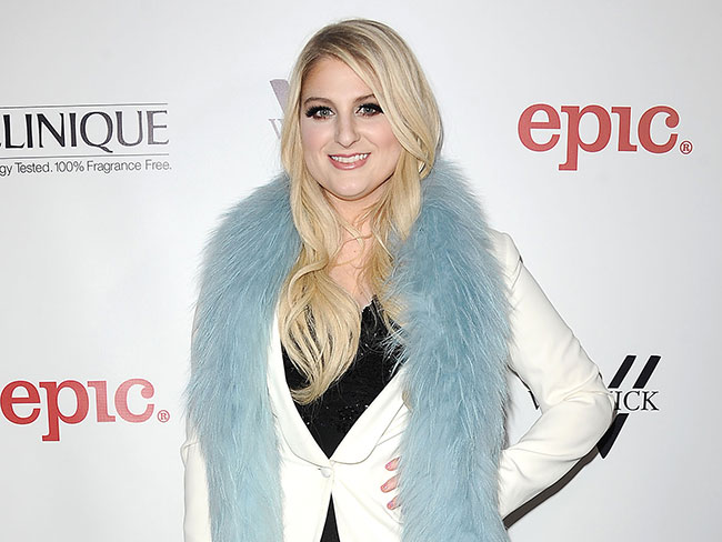 Meghan Trainor covers One Direction and 5SOS!