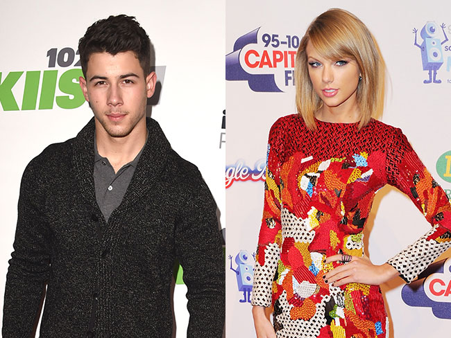 Nick Jonas says Taylor Swift throws the best parties