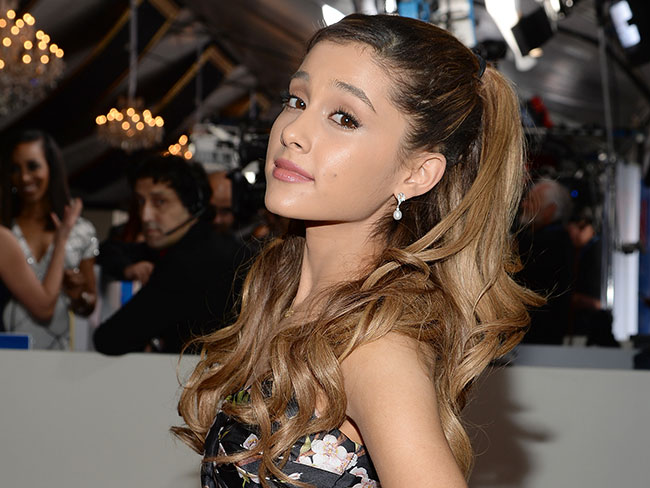 Ariana Grande admits to being bullied at school