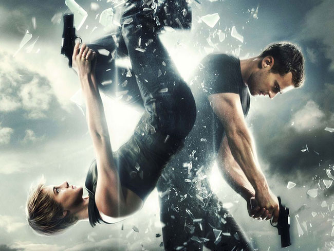 See the new Insurgent trailer!