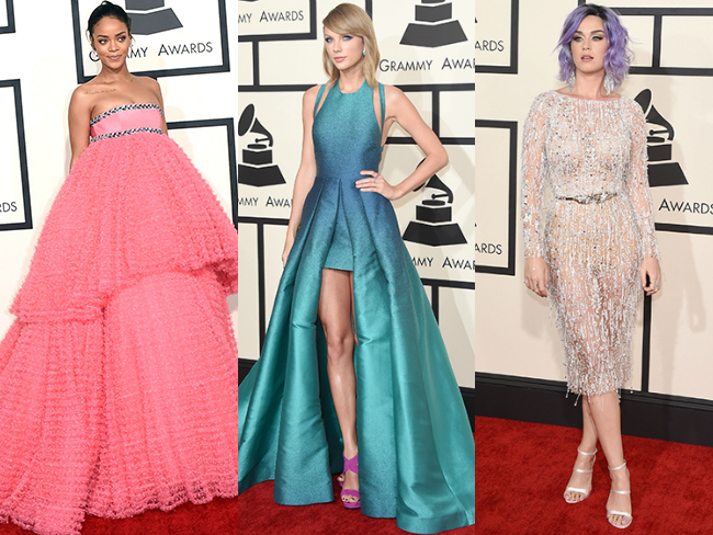 The Grammys good, glam and the guilty