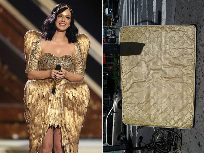Celebs looking like mattresses