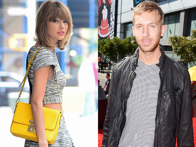 Taylor Swift and Calvin Harris are dating?!