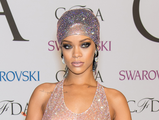 Rihanna named as new face of Dior