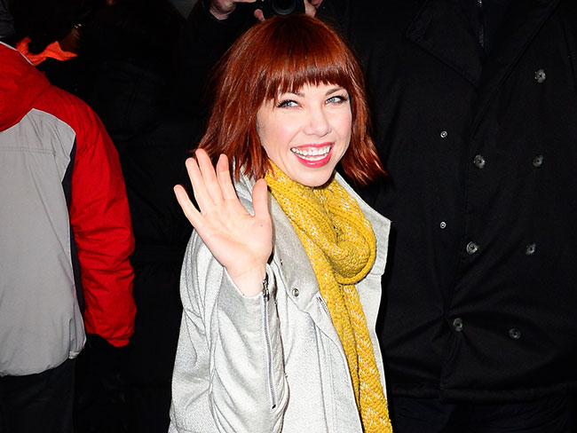 Hanging with Carly Rae