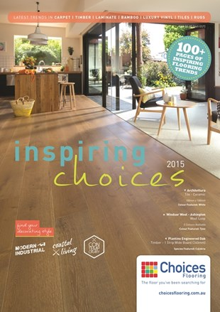Inspiring Choices 2015 magazine