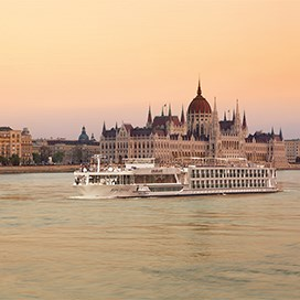 Win 15 Day Jewels of Europe Culinary River Cruise