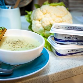 Morning Tea with Australian Gourmet Traveller and Lurpak