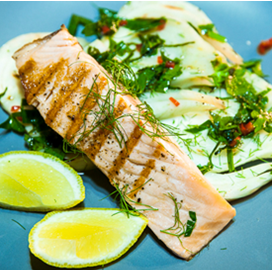 Tassal Salmon recipe