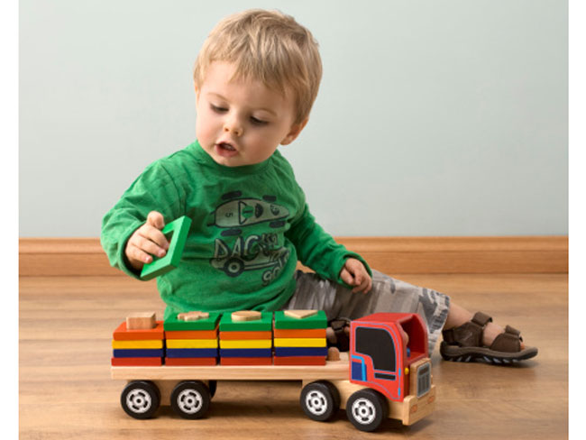 Eco-friendly toys for babies