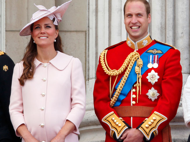 Palace confirms royal due date