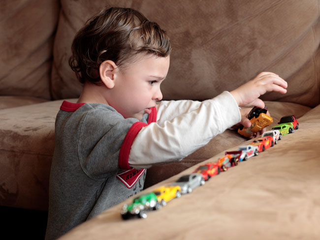 Playgroups help children with autism