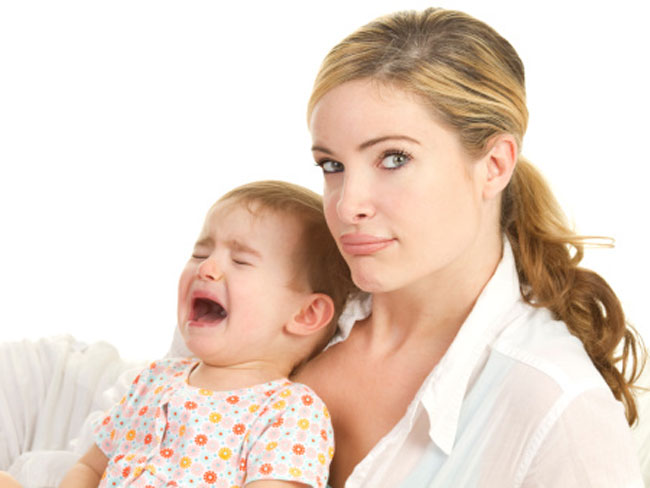 toddler tantrums and behaviour