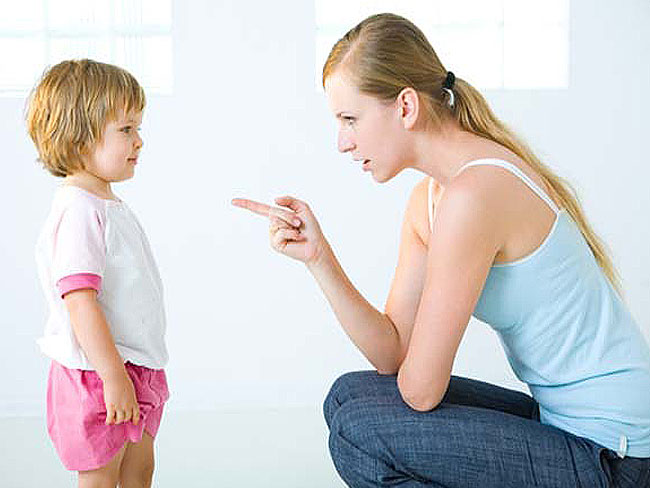 When to say no to toddlers
