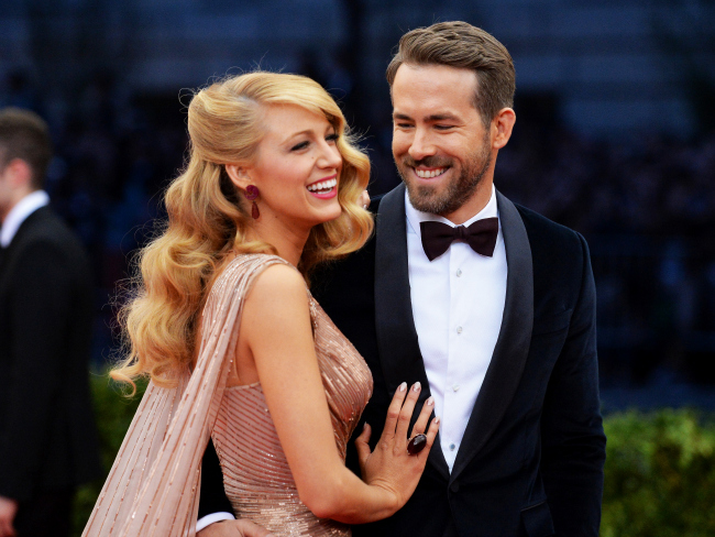 Blake Lively has baby girl