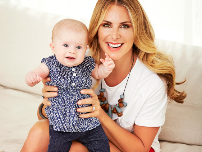 Candice Falzon talks motherhood joy with daughter Ivy Mae