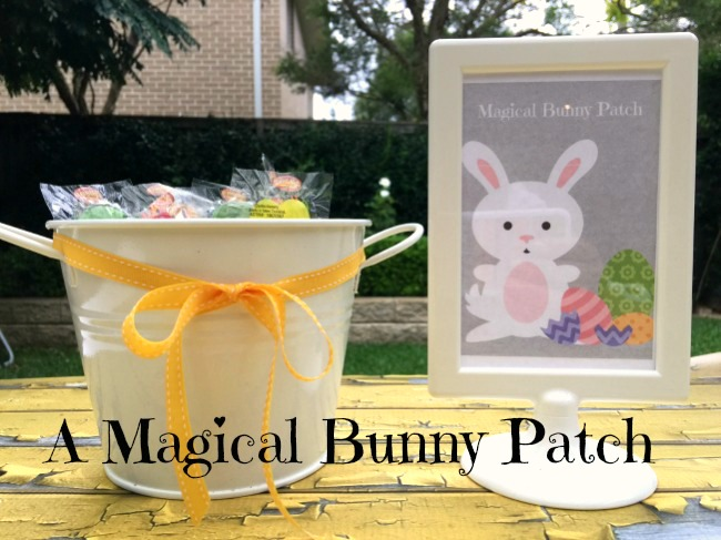 A Magical Bunny Patch