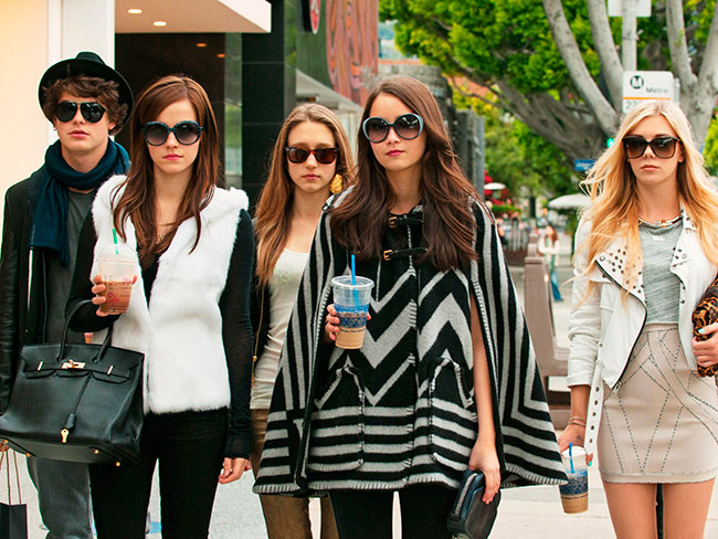 The Bling Ring movie cast