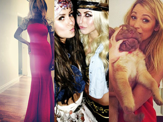 The celeb's guide to selfies