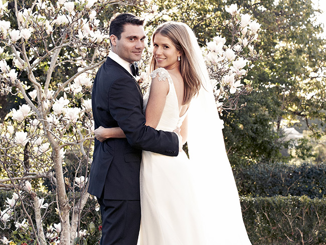 Alissa and Zac: our wedding