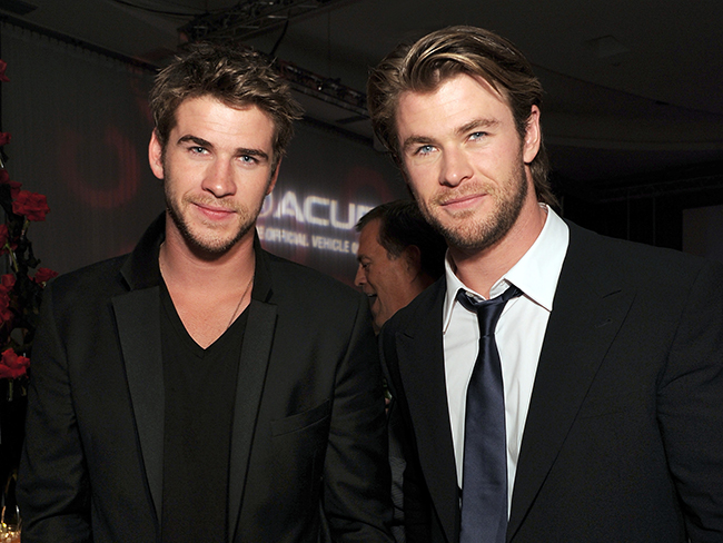 Meet the Hemsworths