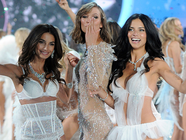 Victoria's Secret: highlight reel