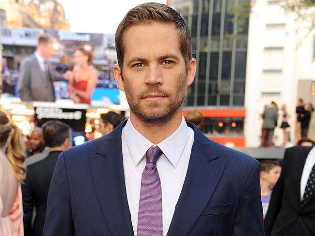 Celebs pay tribute to Paul Walker