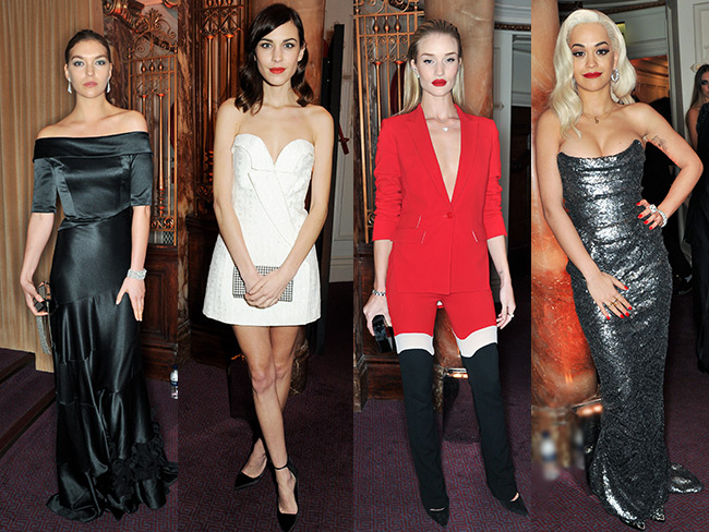 Best of the British Fashion Awards